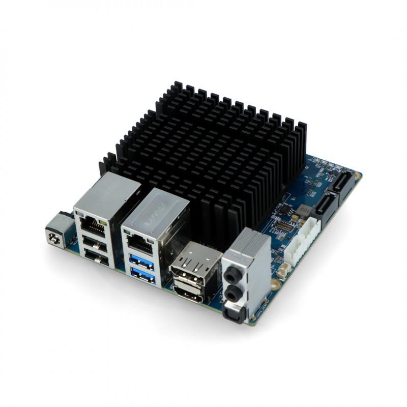 Odroid H2 - Intel J4105 Quad-Core 2,5GHz + 2xDDR4