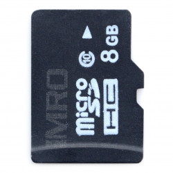 Memory card Imro Ultimate Quality microSD 8GB 30MB/s class 10