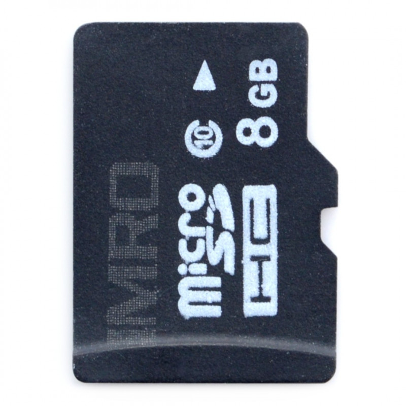 Memory card Imro Ultimate Quality microSD 8GB 30MB/s class 10_