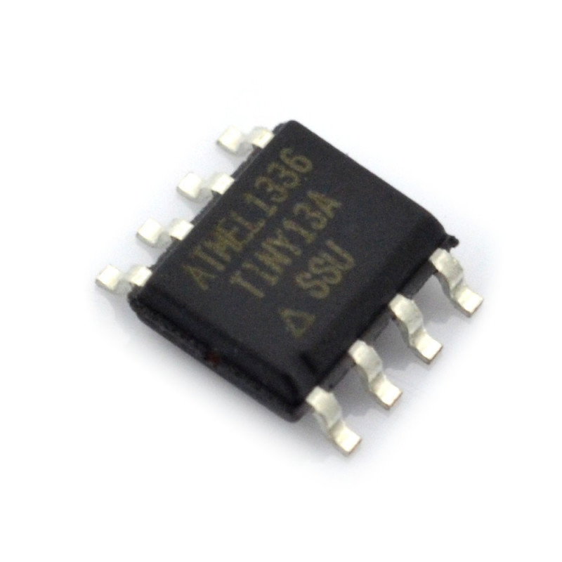 Microcontroller AVR - ATtiny13A-SSU_