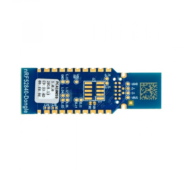 Nrf52840 Adc Example