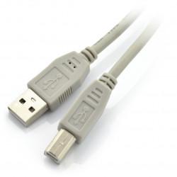 Przewód USB A - B - 1,5 m