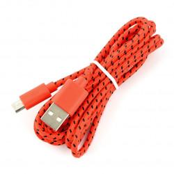 USB-microUSB 2.0 EB181K - 2m