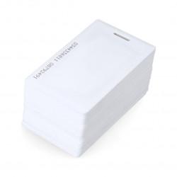 RFID identification card S102N - 125kHz - 25pcs