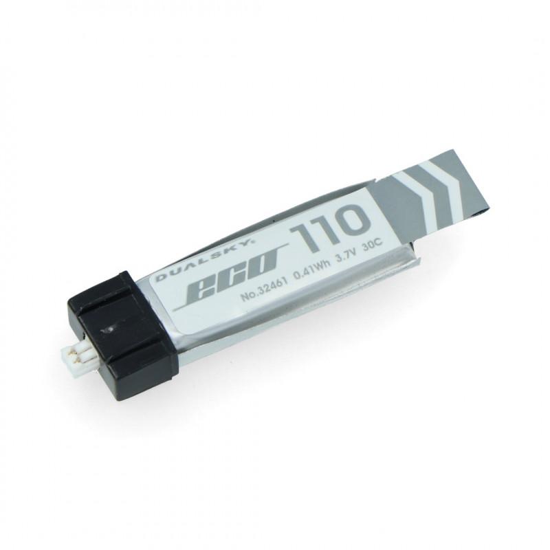 Dualsky Li-Pol cell 110mAh 30C 1S 3.7V