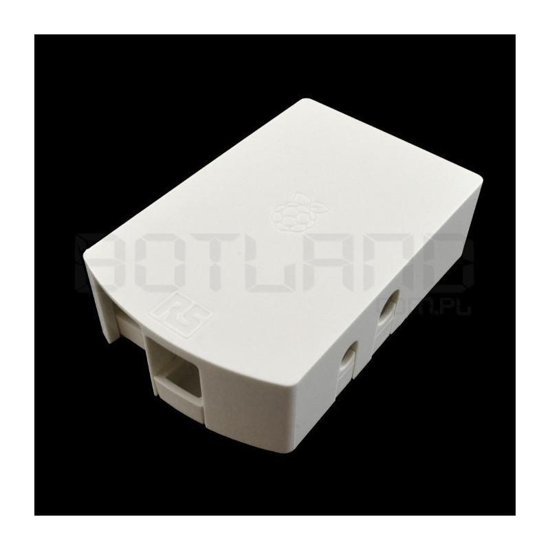 Case Raspberry Pi Model B RS - white
