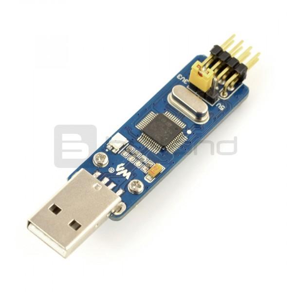 Programator/debugger STM8/STM32 zgodny z ST-LINK/V2 mini