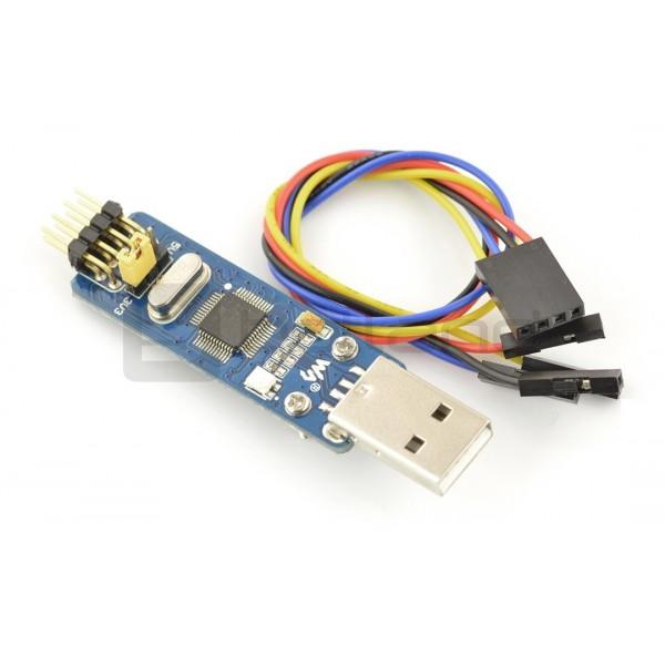 Programmer / debugger STM8 / STM32 compatible with ST-LINK / V2 mini_