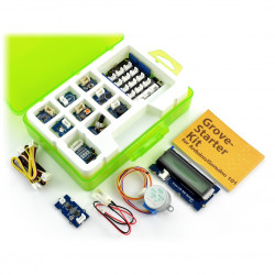 StarterKit Grove - starter kit for the Internet of things for Arduino/101 Genuino