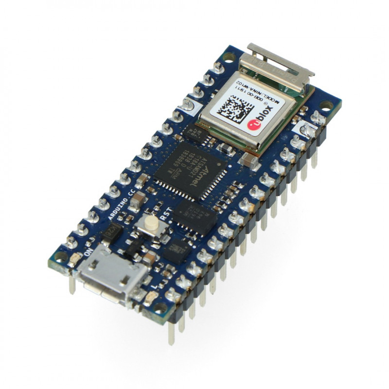Arduino Nano 33 IoT with headres - module ABX00032