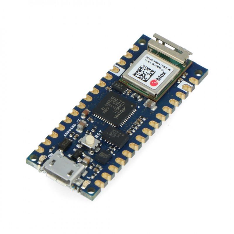 Arduino Nano 33 IoT - ABX00027