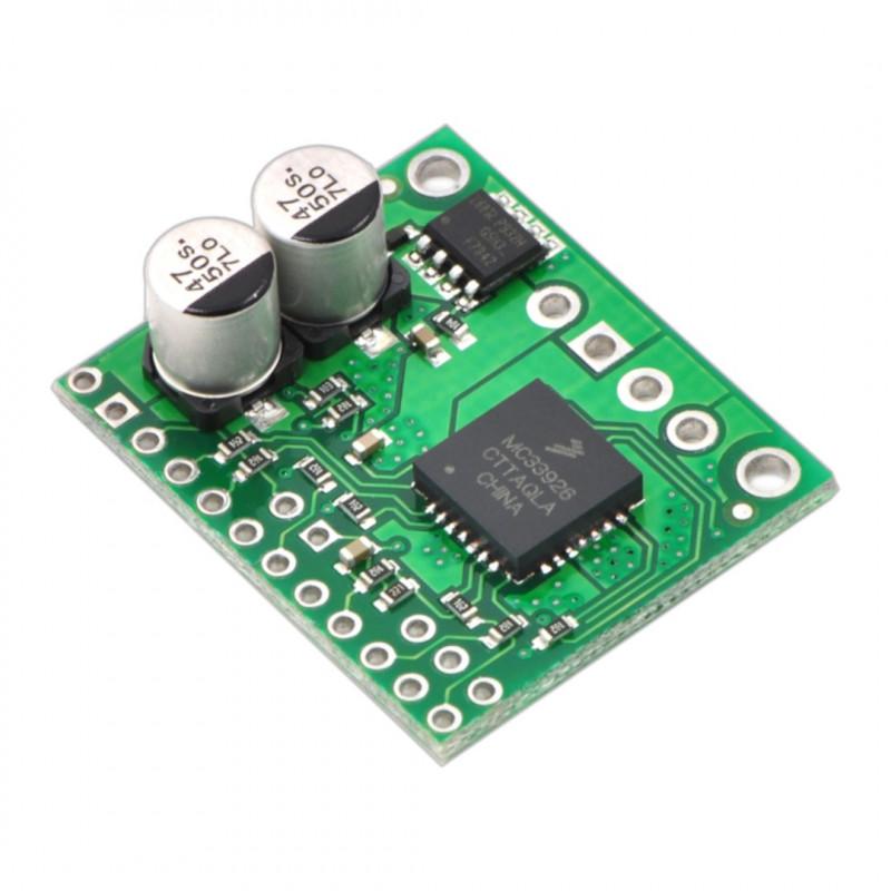 MC33926 - single-channel 28V / 2.5A engine controller - Pololu 1212