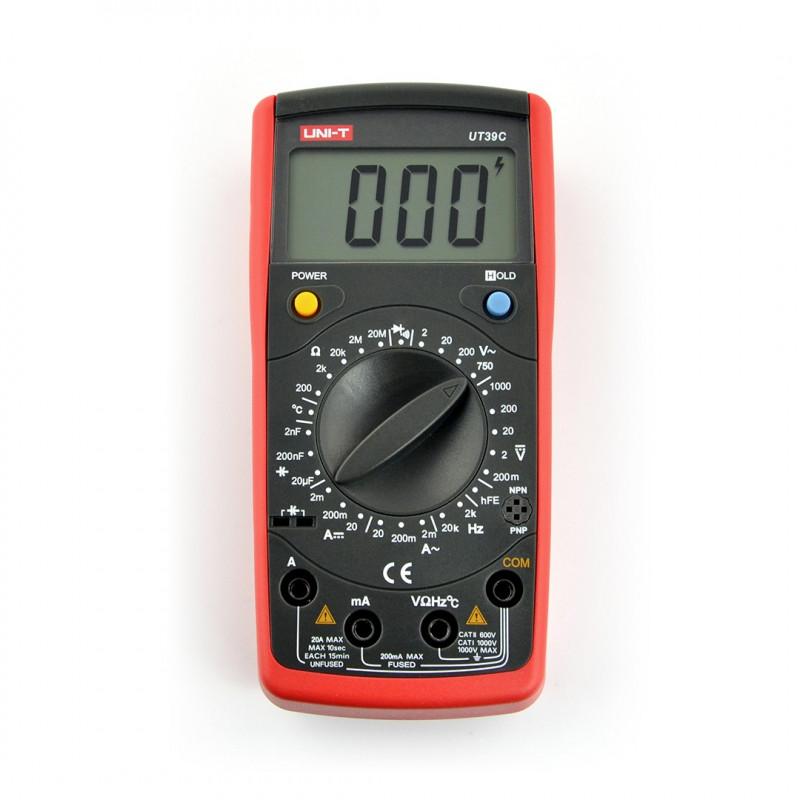Universal multimeter UNI-T UT39C_