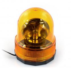 Lampa sygnalizacyjna kogut - 12V z wtyczką zapalniczki samochodowej
