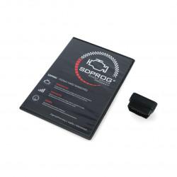 Diagnostic set SDPROG + VGate iCar 2 WiFi