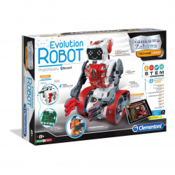 Zestaw robota do samodzielnego montażu - Evolution Robot - Clementoni 60466