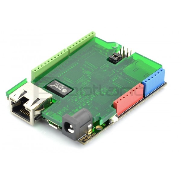 DFRobot module W5500 Ethernet + PoE - compatible with Arduino *