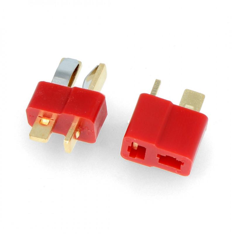 T-DEAN a pair of connectors*