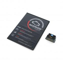 Zestaw diagnostyczny SDPROG + VGate iCar Pro Bluetooth 3.0