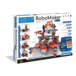 Construction set - Robotic Laboratory - RoboMaker PRO - Clementoni 50523
