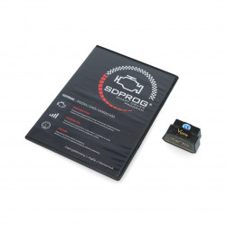Zestaw diagnostyczny SDPROG + Vgate iCar Pro Bluetooth 4.0