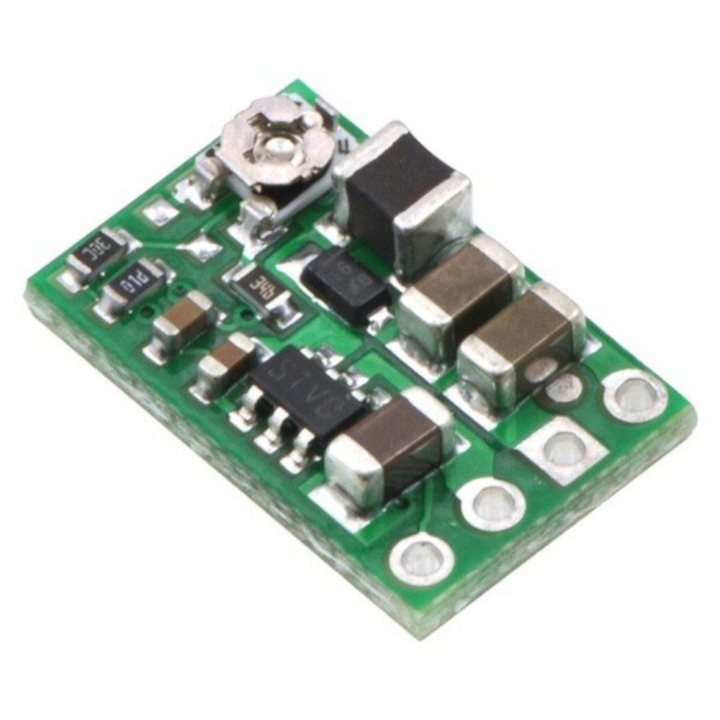 Step-Down Voltage Regulator D24V3ALV - 2,5V - 7,5V 0,3A - Pololu 2101