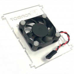 Fan for Raspberry Pi 4/3 case - FORBOT
