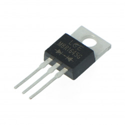 Diode MBR1645 CT
