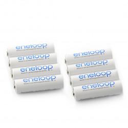 Akumulator Panasonic Eneloop R3 AAA Ni-MH 800mAh - 4 szt.