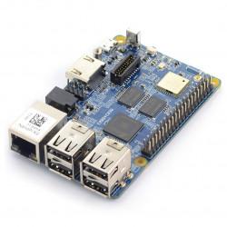 NanoPi K2 - WiFi Bluetooth 2GB RAM 1,5GHz