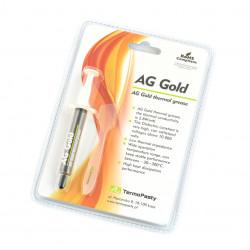 Pasta termoprzewodząca AG Gold - strzykawka 3g