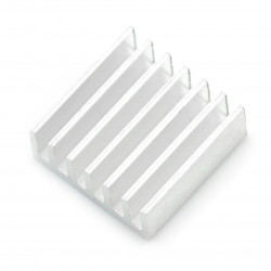 Radiator RAD07 15x14.5x6 mm