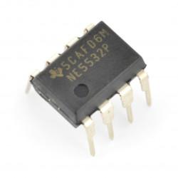 Wzmacniacz operacyjny NE5532P