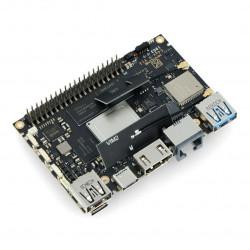 Khadas Edge-V Basic - Rockchip RK3399 Cortex A72/A53 + 2GB RAM