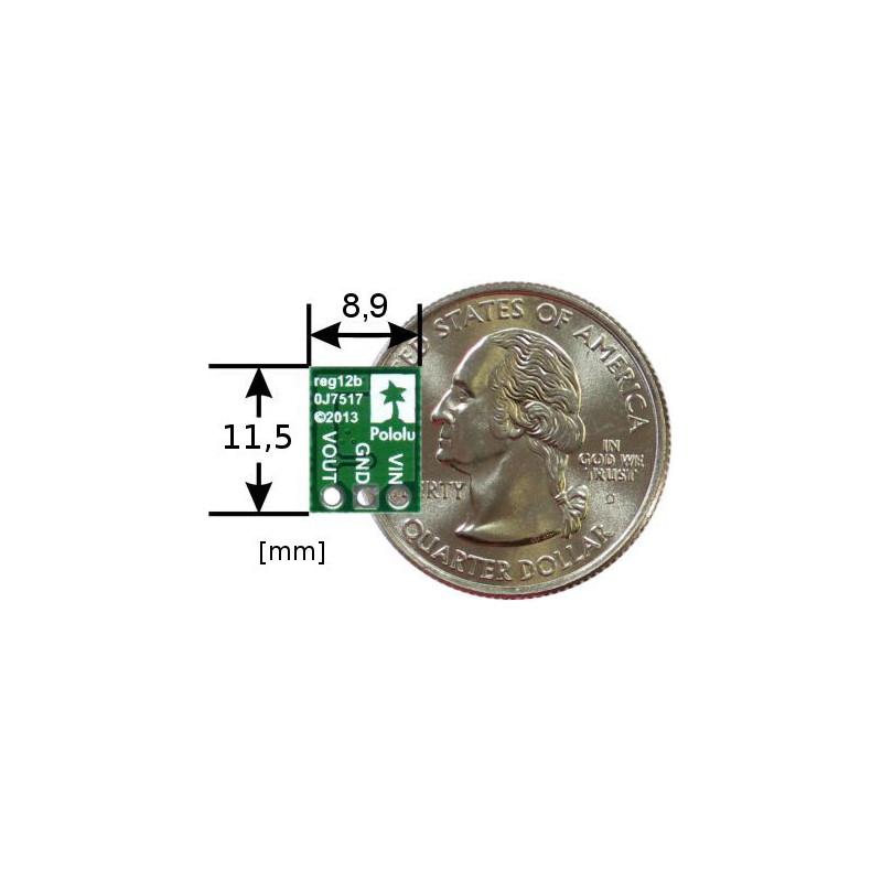 Miniaturowa przetwornica step-up U1V10F5