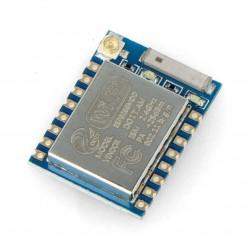 Moduł WiFi ESP-07S ESP8266 Black - 9 GPIO, ADC