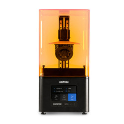 Drukarka 3D - Zortrax Inkspire & Ultrasonic Cleaner