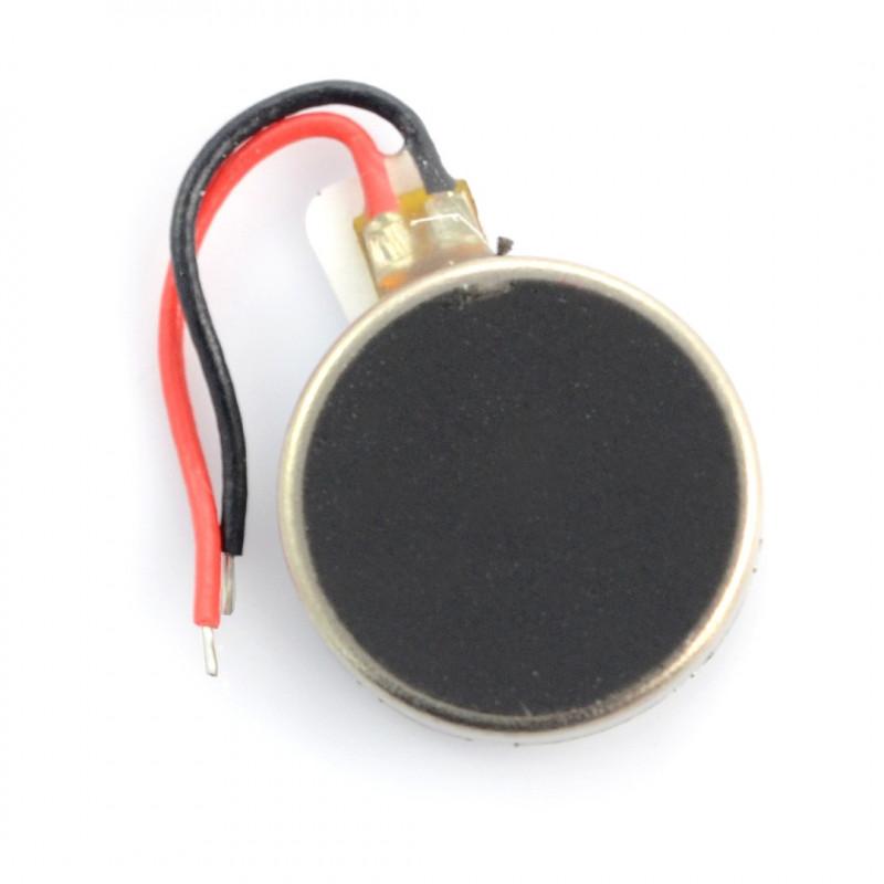Mini silnik wibracyjny 10x10x2,0mm - 3V