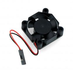 Fan 5V 30x30x10 mm for Raspberry Pi case