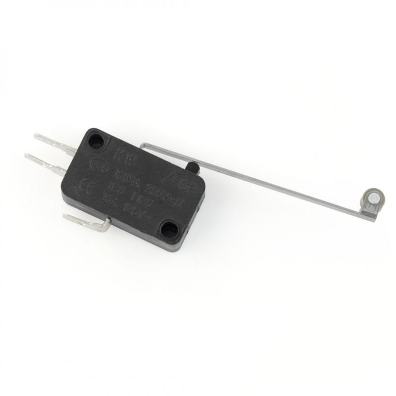 Wyłącznik czujnik krańcowy mini z rolką - WK828