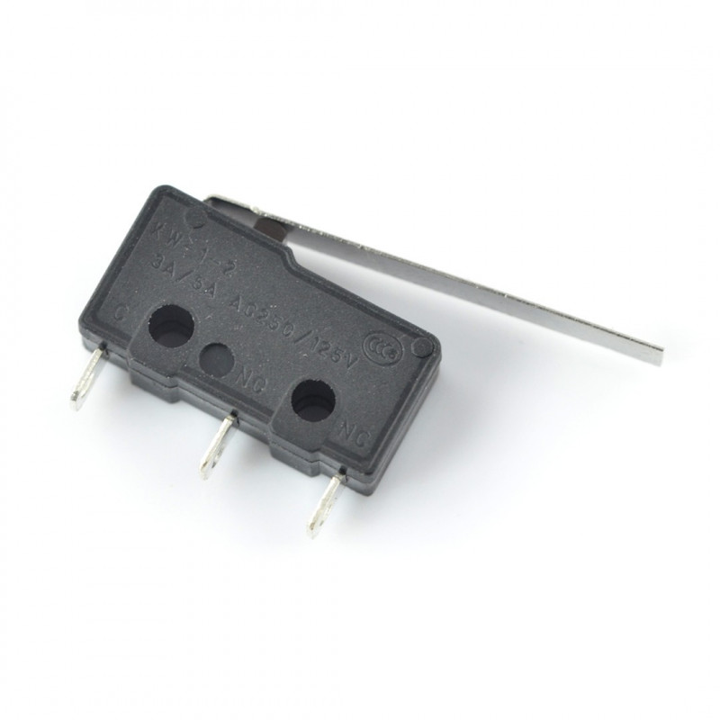 Wyłącznik czujnik krańcowy mini - KW-1-2