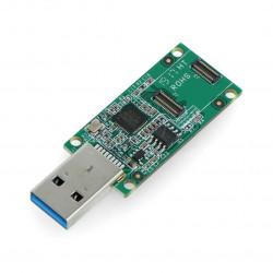 Moduł czytnika pamięci eMMC Rock Pi USB 3.1