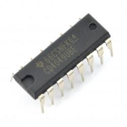 Układ logiczny 6xNOT CD4049UBE