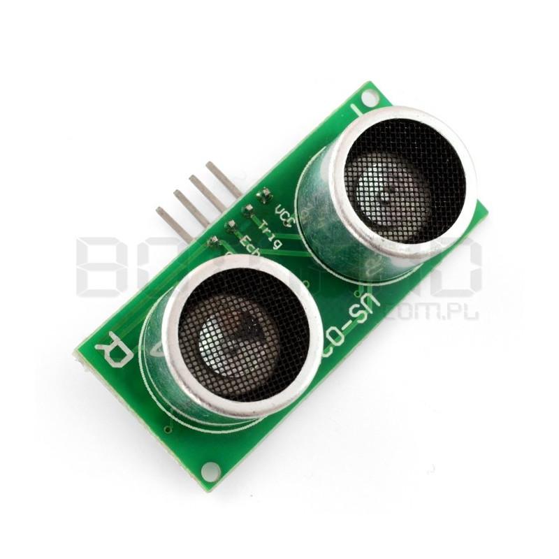 Ultradźwiękowy czujnik odległości US-020 2-700 cm