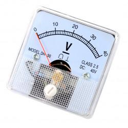 Analog Voltmeter DH-50 - 40V