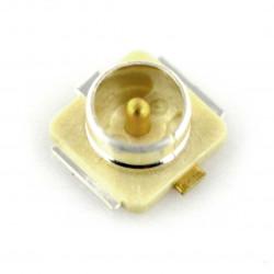 Złącze Micro-Match - gniazdo 10pin