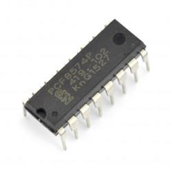 PCF8574P - ekspander wyprowadzeń I2C 8-bitowy