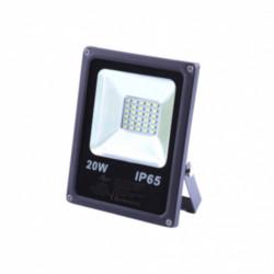 Lampa zewnętrzna LED ART, 20W, 1800lm, IP65, AC80-265V, 4000K - biała