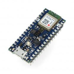 Arduino Nano 33 BLE Sense ze złączami
