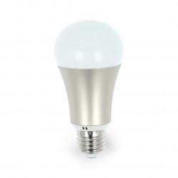 Inteligentna żarówka RGBW, WiFi, E27, 7W, 600lm - Iwoole CR65